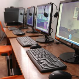 "STORM SIM equipped the classes for training water transport specialists in ""Bolashak"" College of Kazakhstan Modern Academy…"