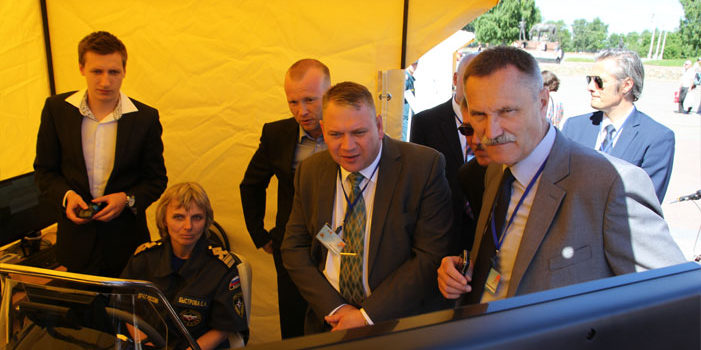 STORM SIM has participated in the exhibition confined to the XI meeting of the Directors General of the Civil Defence services of the Council of the Baltic Sea States…