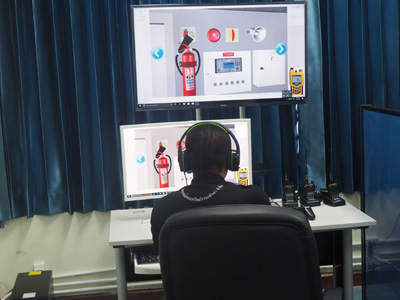 STORM Company has performed installation of Advanced Fire Fighting Simulator to the training center in Thailand