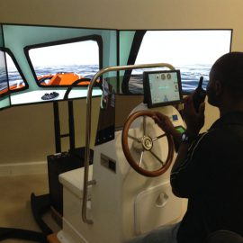STORM SIM has installed SRV Survival Simulator to the University of Namibia