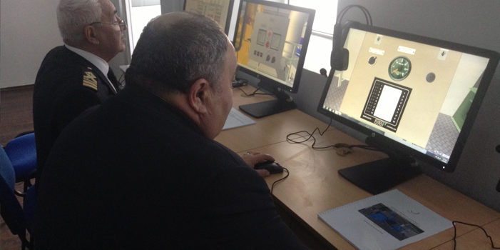 STORM SIM Technologies are applied in Azerbaijan State Marine Academy