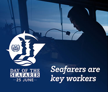 Dear Colleagues! Congratulations on the Seafarer Day!